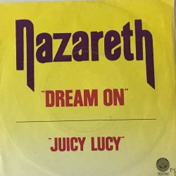 Nazareth (2) ‎– Dream On Plak-lp