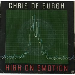 Chris de Burgh ‎– High On Emotion Plak