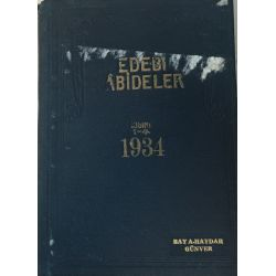 Edebi Abideler