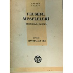 Felsefe Meseleleri Bertrand Russel