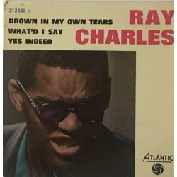 Ray Charles ‎– Drown In My Own Tears