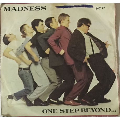 Madness ‎– One Step Beyond..