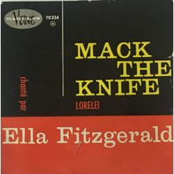 Ella Fitzgerald ‎– Mack The Knife