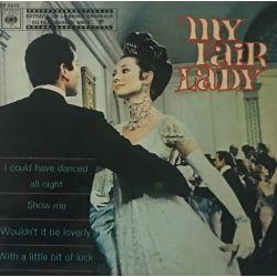Various – My Fair Lady Plak