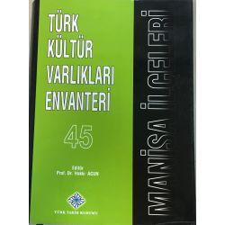 Türk Kültür Varlıkları Envanteri Manisa İlçeleri