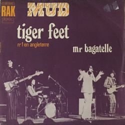 Mud ‎– Tiger Feet Plak-LP