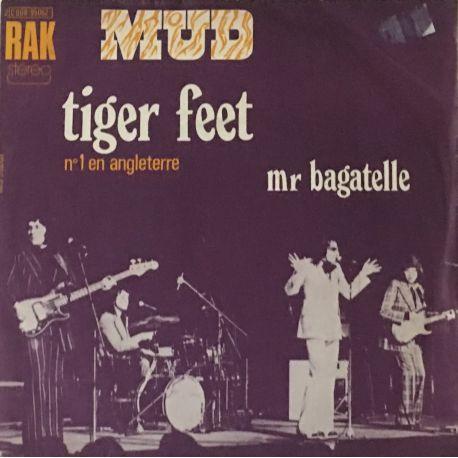 Mud – Tiger Feet