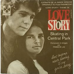 EXTRAİTS DE LA BANDE SONORE ORIGINALE DU FILM  PARAMOUNT LOVE STORY