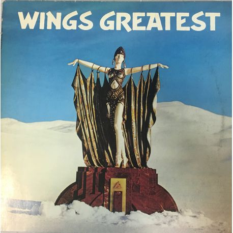 Wings (2) ‎– Wings Greatest