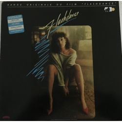 Various ‎– Flashdance (Original Soundtrack From The Motion Picture) Plak