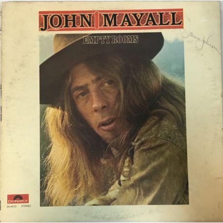 John Mayall – Empty Rooms