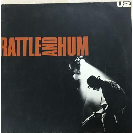 U2 – Rattle And Hum 2LP