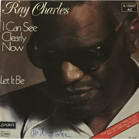 Ray Charles – I Can See Clearly Now