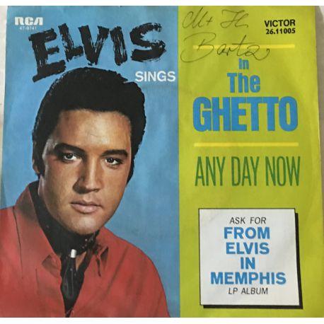 Elvis* – In The Ghetto