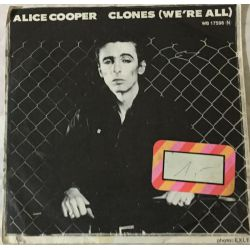 Alice Cooper (2) ‎– Clones (We're All)