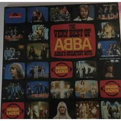ABBA ‎– The Very Best Of ABBA (ABBA's Greatest Hits)2lp