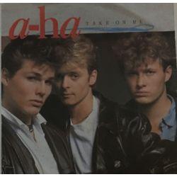 a-ha – Take On Me Plak