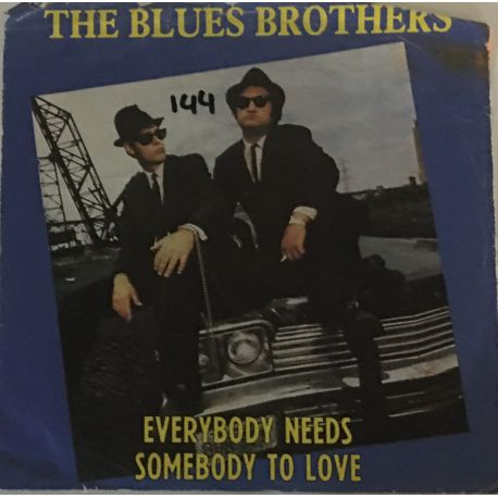 The Blues Brothers / Aretha Franklin – Everybody Needs Somebody To Love / Think