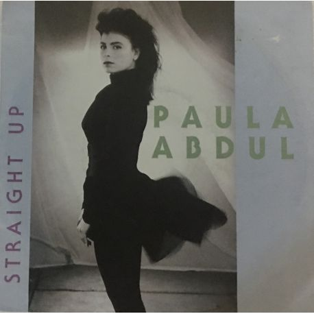 Paula Abdul – Straight Up