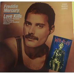 Freddie Mercury ‎– Love Kills (Extended Version)