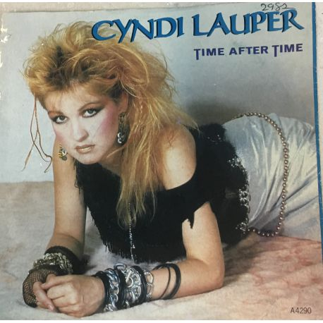 Cyndi Lauper – Time After Time
