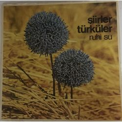 Ruhi Su – Şiirler - Türküler Plak