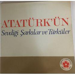 Ataturk'un Sevdigi Sarkilar Ve Turkuler Plak