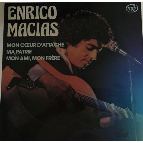 Enrico Macias – Mon Coeur D'Attache
