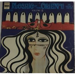 Elias Rahbani ‎– Mosaic Of The Orient Vol. 2 (Ney, Buzuki & Guitar)
