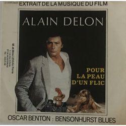 Oscar Benton – Bensonhurst Blues Plak
