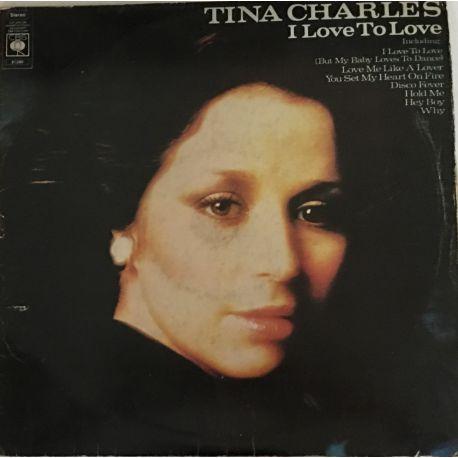 Tina Charles – I Love To Love