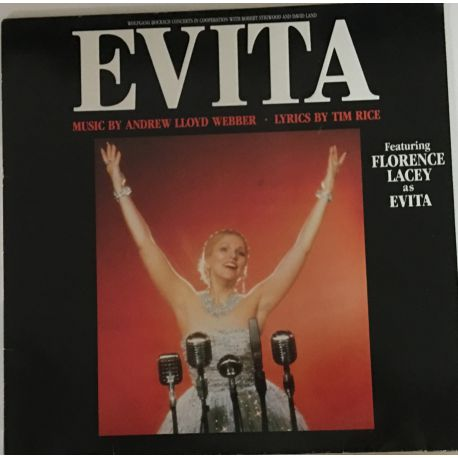 Evita (Highlights Of The Original Broadway-Production For World Tour 89/90)