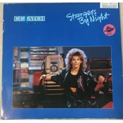 C.C. Catch ‎– Strangers By Night (Maxi)