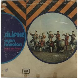 Silifke Folklor Ekibi – Silifke Oyun Havalari Plak