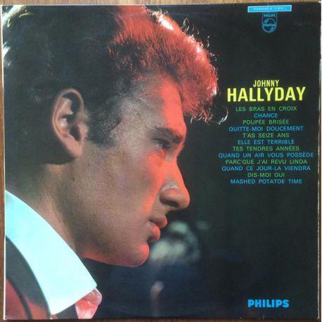Johnny Hallyday – N°4 (Les Bras En Croix)