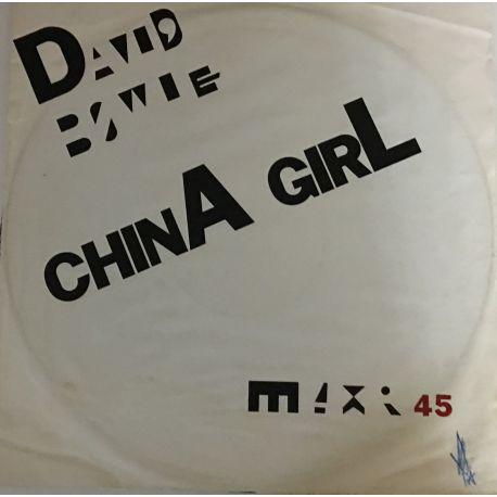 David Bowie – China Girl / Shake It (Re-Mix)