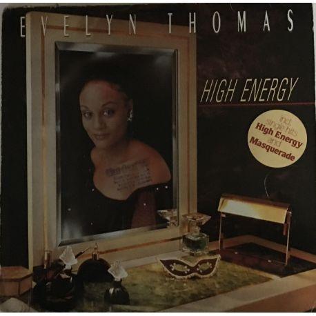 Evelyn Thomas – High Energy