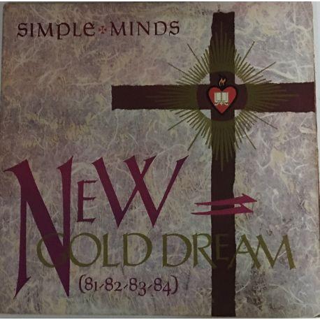 Simple Minds – New Gold Dream (81-82-83-84) (Renkli Plak)