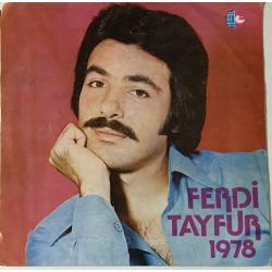 Ferdi Tayfur – 1978 Plak-lp