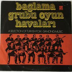 Bağlama Grubu – Oyun Havaları (A Selection Of Turkish Folk-Dancing Music) Plak