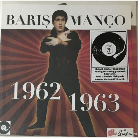 Barış Manço – 1962 - 1963