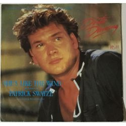 Patrick Swayze ‎– She's Like The Wind Plak