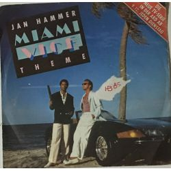 Jan Hammer ‎– Miami Vice Theme