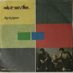 Alphaville ‎– Big In Japan