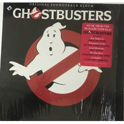 Ghostbusters (Original Soundtrack Album) Plak