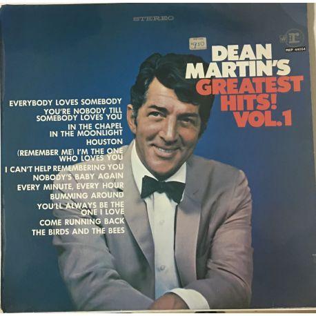 Dean Martin – Dean Martin's Greatest Hits! Volume 1