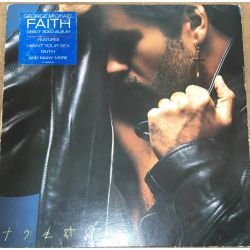 George Michael ‎– Faith Plak