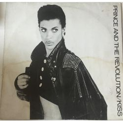 Prince And The Revolution ‎– Kiss Maxi Plak