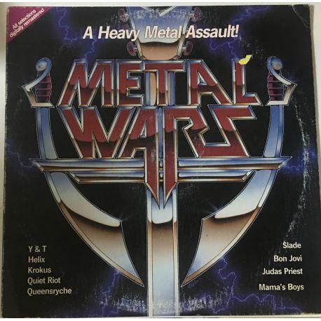 Various – Metal Wars