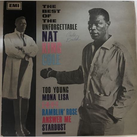 Nat King Cole – The Best Of The Unforgettable Nat King Cole